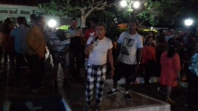 Dom Expedito Lopes comemorou os 53 anos de emancipação. - Imagem 276