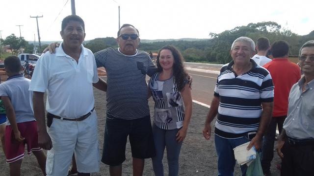Dom Expedito Lopes comemorou os 53 anos de emancipação. - Imagem 309