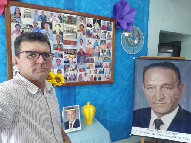 Dom Expedito Lopes comemorou os 53 anos de emancipação. - Imagem 341