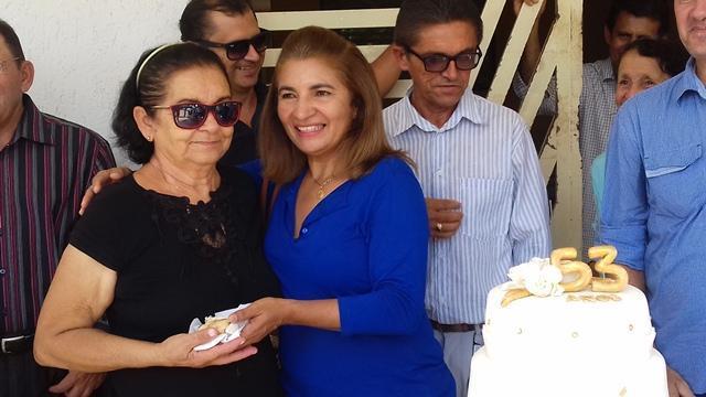 Dom Expedito Lopes comemorou os 53 anos de emancipação. - Imagem 337