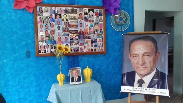 Dom Expedito Lopes comemorou os 53 anos de emancipação. - Imagem 340