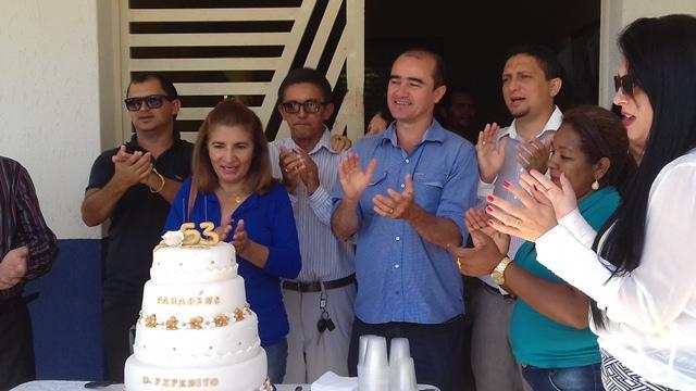 Dom Expedito Lopes comemorou os 53 anos de emancipação. - Imagem 333