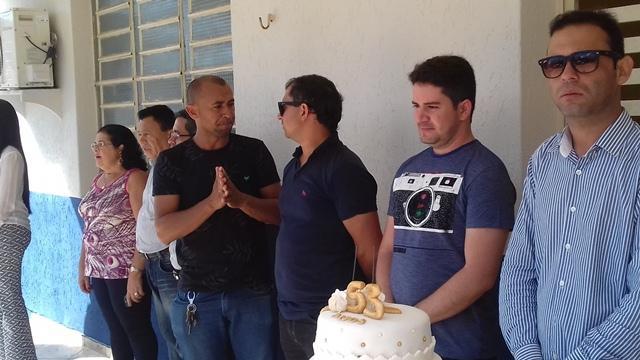 Dom Expedito Lopes comemorou os 53 anos de emancipação. - Imagem 318