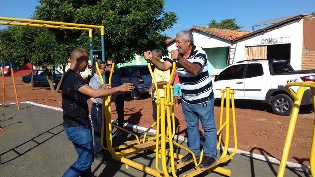 Dom Expedito Lopes comemorou os 53 anos de emancipação. - Imagem 119