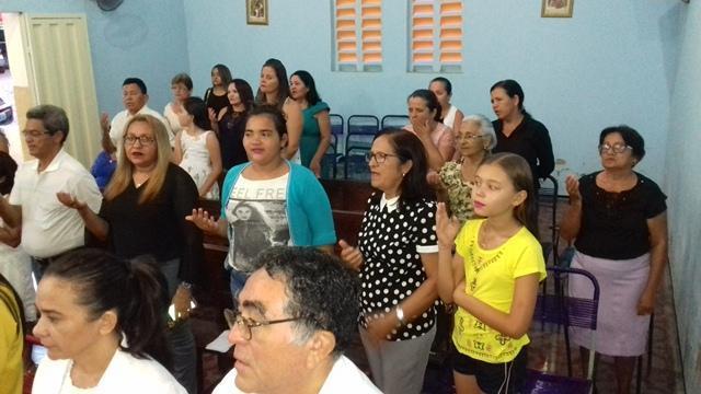 Dom Expedito Lopes comemorou os 53 anos de emancipação. - Imagem 348