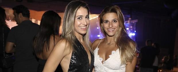Daniele Hypolito e Jade Barbosa investem em looks sexy para show