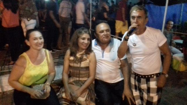 Dom Expedito Lopes comemorou os 53 anos de emancipação. - Imagem 273