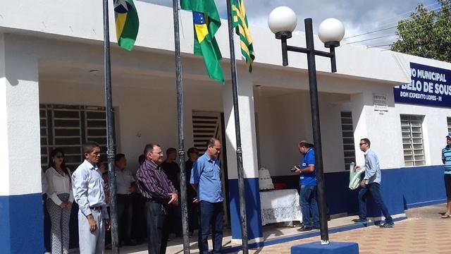 Dom Expedito Lopes comemorou os 53 anos de emancipação. - Imagem 132