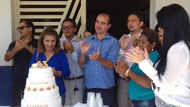 Dom Expedito Lopes comemorou os 53 anos de emancipação. - Imagem 334