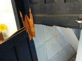 Trio arromba e faz arrastão em Secretaria de Lagoa Alegre-PI