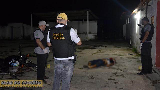 Suplente de vereador mata homem a tiros em Cocal