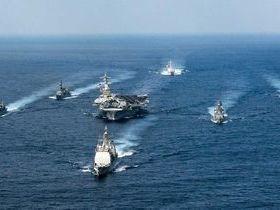 Após provocação, porta-aviões dos EUA segue para a Coreia do Norte
