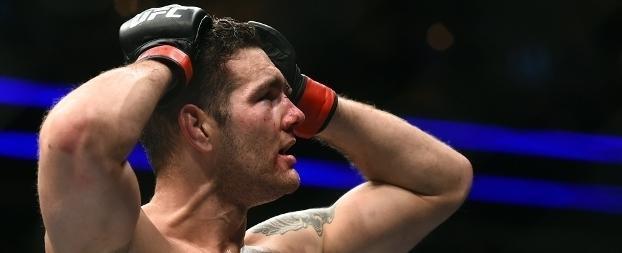 Weidman é nocauteado e perde mais uma no UFC