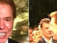 Silvio Santos sobre o casamento de Patricia: