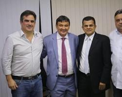 Prefeito Dó Bacelar participa de audiência com Governador