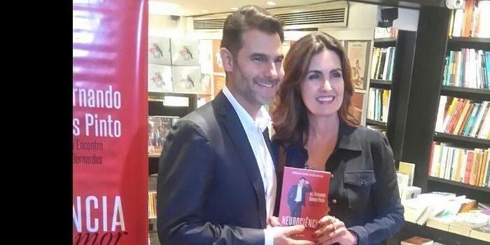 """""""Grande amiga"""", diz Dr. Fernando sobre affair com Fátima Bernardes"""