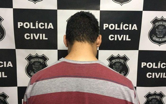 Jovem de 24 anos foi detido suspeito de injúria racial