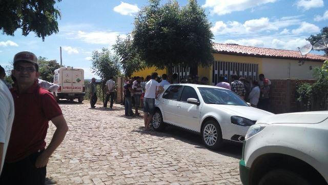 Delegacia de Paquetá do Piauí foi tomada pelos moradores