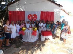 CRAS realizou café para as mães Idosas.