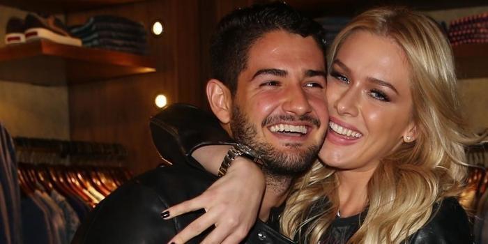 Fiorella Mattheis diz que troca nudes com namorado Alexandre Pato