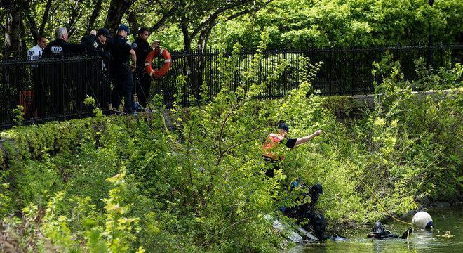 Em menos de 24h, 2 corpos são encontrados em lago do Central Park