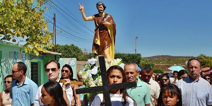 Publicado a programação dos festejos do Padroeiro São João Batista