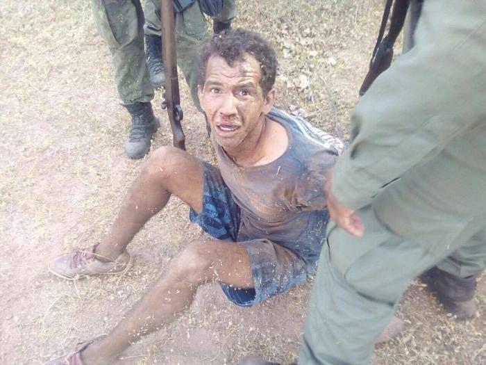 Acusado de matar policial dentro de delegacia  (Crédito: Divulgação)