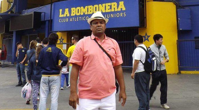 Daniel Marcos Ferreira da Silva (Crédito: Reprodução)