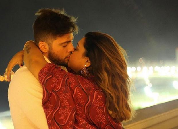 """Preta Gil comemora dois anos de casamento: """"Dois anos do """"SIM"""""""""""