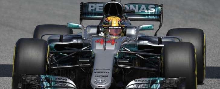 Hamilton faz a pole no GP da Espanha e Massa fica em 9°