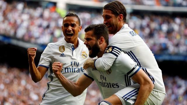 Real goleia Sevilla e só depende de si para ser campeão