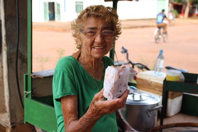 Rita Saraiva de Guajará-Mirim (Crédito:  Júnior Freitas)