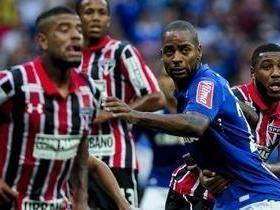 Cruzeiro estreia com vitória sobre São Paulo no Mineirão