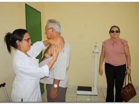 Secretaria Municipal de Saúde realiza Campanha de Vacinação