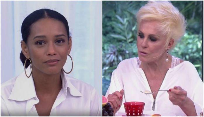 Após polêmica com Ana Maria Braga, Taís Araújo diverte internautas