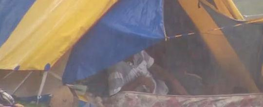 Criança venezuelana refugiada em Manaus morre em acampamento