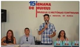 Departamento de cultura de Inhuma promove a 15ª Semana dos Museus