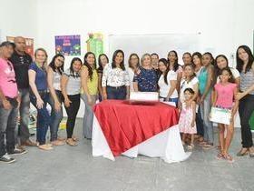 Educação promove formação do PNAIC e homenageia mães panaiquianas
