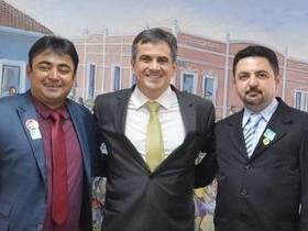 Em Brasília, prefeito Márcio Alencar conquista novos investimentos