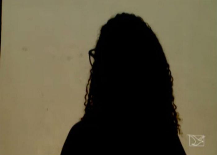 Mulher diz ter sido estuprada por médico em clínica no Maranhão (Crédito: Reprodução)