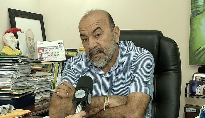 Cesarino Oliveira, da FFP