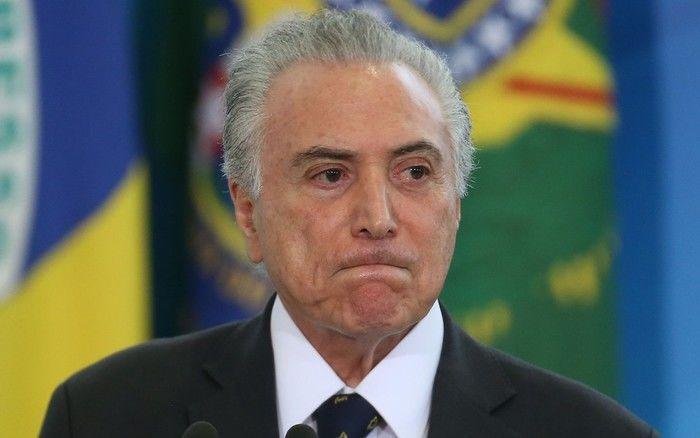 Temer deve renunciar nesta quinta-feira, diz O Globo
