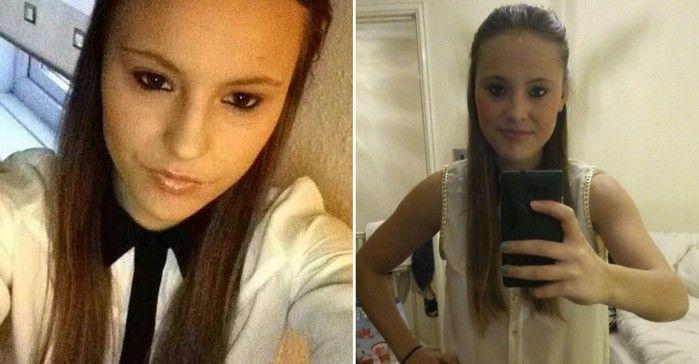 Chantelle Johnson, de 19 anos