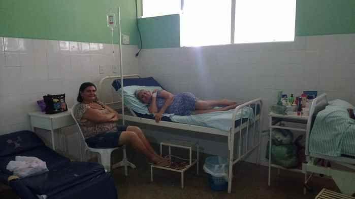 Adriano Sousa (Crédito: Hospital Marcolino Barbosa Ribeiro)
