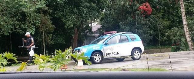 Treino do Flamengo tem polícia para evitar protestos da torcida