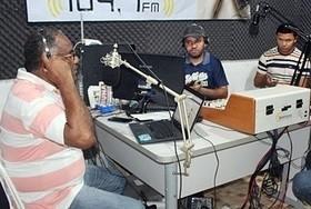 Nilton César reestreia no rádio, com programa diário na FM Sorriso