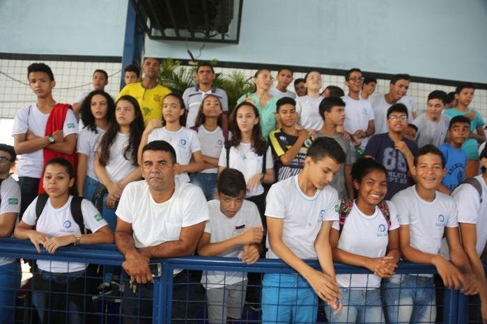 Jogos das Olimpíadas das Escolas Particulares avançam neste Sábado - Imagem 26