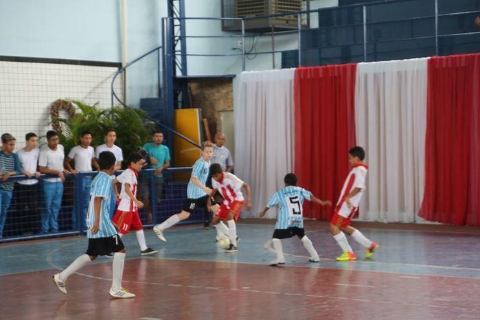 Jogos das Olimpíadas das Escolas Particulares avançam neste Sábado - Imagem 9