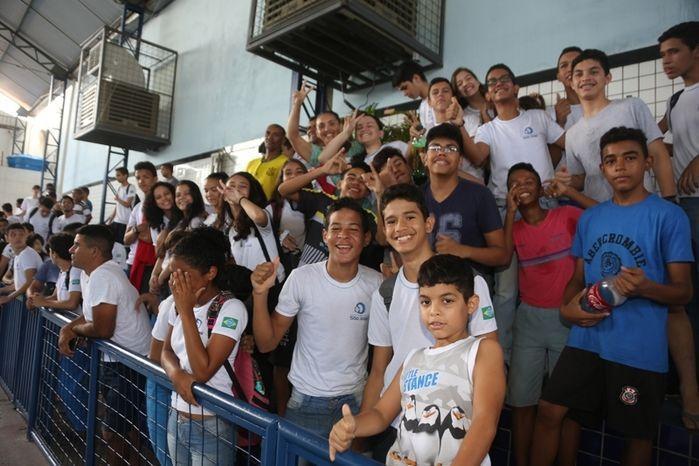 Jogos das Olimpíadas das Escolas Particulares avançam neste Sábado - Imagem 19