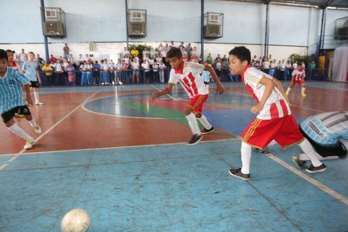 Jogos das Olimpíadas das Escolas Particulares avançam neste Sábado - Imagem 24